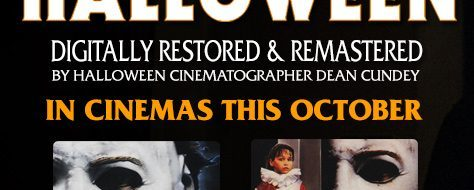 'Halloween' Returning to Theaters October 2016, with Parts '4' and '5'!