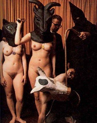 pagan ritual nudity