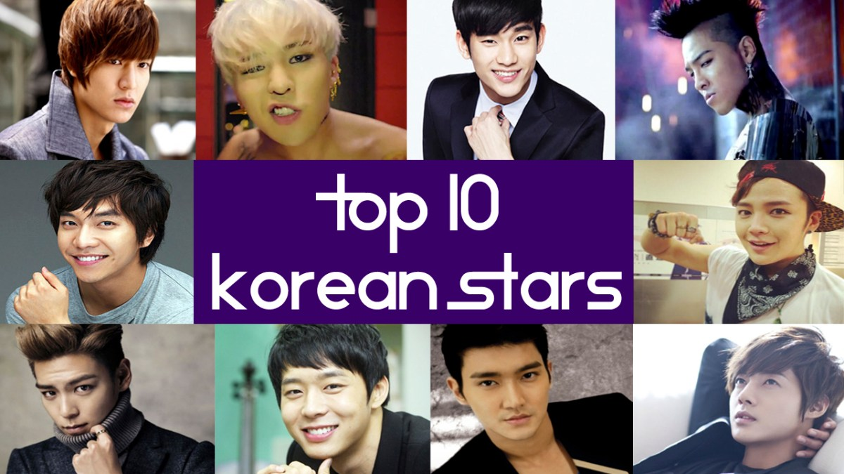 Top 10 Korean Stars That Should Never Enter The Military 5 Fridays