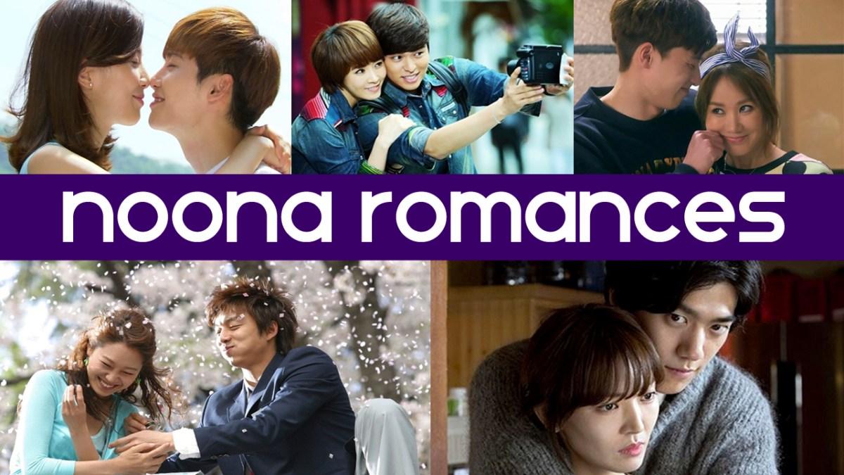 Top 5 Noona Romance Korean Dramas (OLDER WOMEN/YOUNGER MEN)