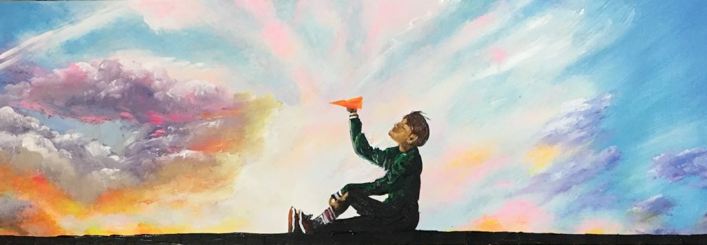 Paper Planes(Spring Day)