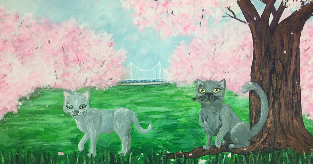 Sakura Kitties