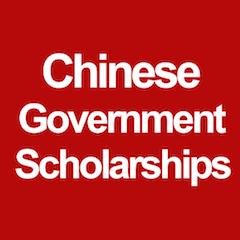 beasiswa pemerintah china