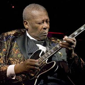 B.B. King Celebrates His 10,000th Concert