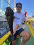 7月22日(木)熱帯魚マゴチ!?