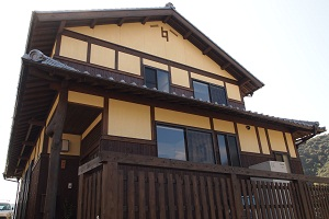 """新築した宇和島市内の家2の画像""""new-tsushima2"""""""