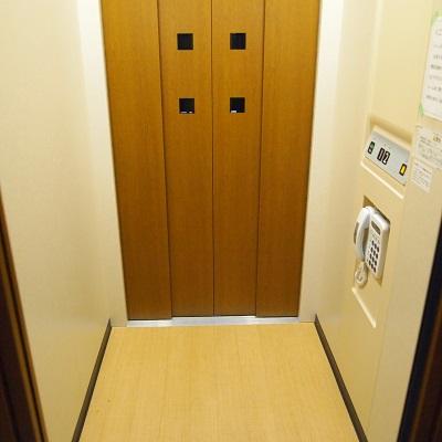 """鬼北町新築のエレベーター内部の画像""""new-kihoku2-6"""""""