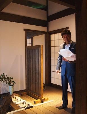 """鬼北の新築撮影玄関の画像""""new-kihoku3-shooting1"""""""