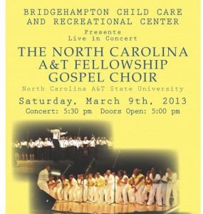North Carolina Gospel choir