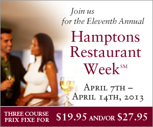 hamptons rest week