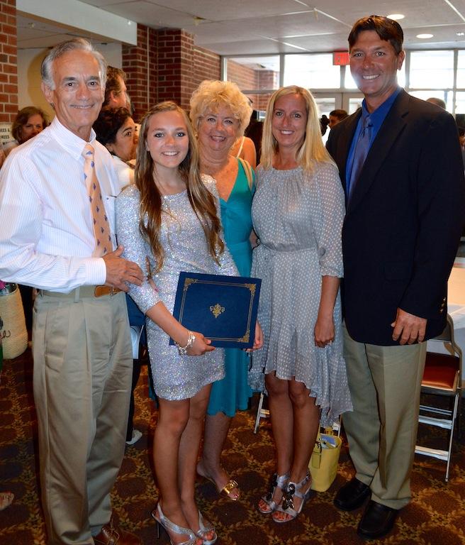 Lilly Spellman & family