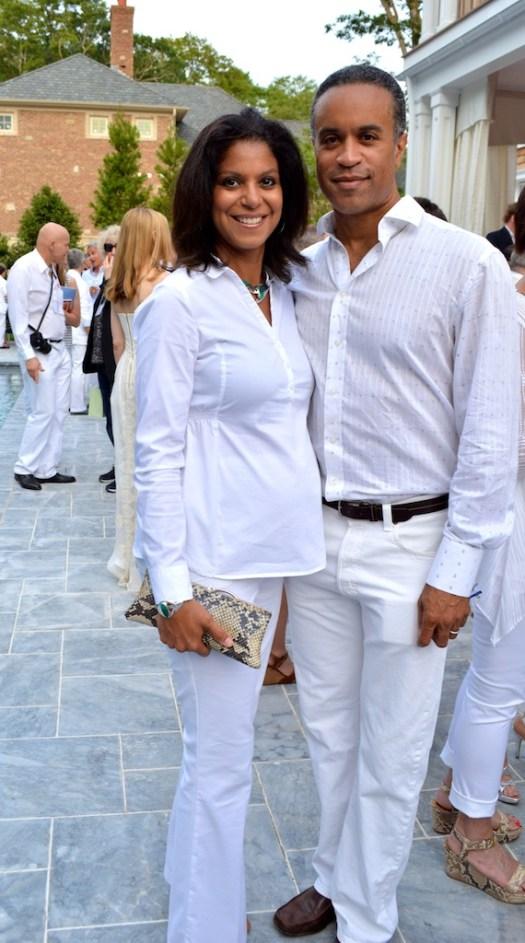 Maurice & Andrea DuBois, 2013 Holiday House
