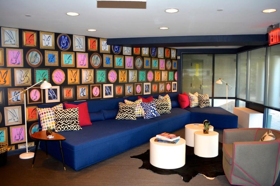 Dcdny, Young Huh,Drew McGukin Interior Designers,