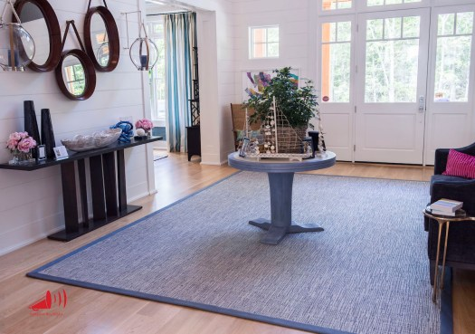 Designer: Elissa Grayer,  Carpet by Stanton Carpet
