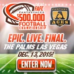 Fantasy Aces $500K Football Championship