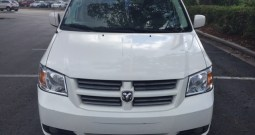 2008 Dodge Grand Caravan – Rear Entry