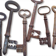 C19th keys