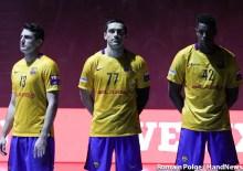 Aitor ARINO BENGOECHEA / Kiril LAZAROV - Wael JALLOUZ - MHB - Barcelone - Romain Polge
