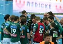 SC DHfK Leipzig vs TVB Stuttgart 5.3.16
