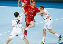 En plus d'avoir marqué 7 buts en finale, Momir Ilić a été élu MVP du Final4. (Photo : SEHA/Uroš Hočevar)