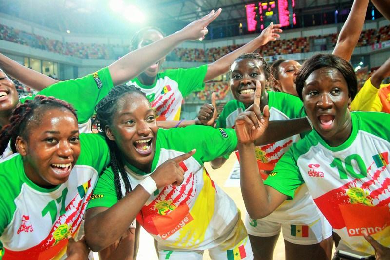 CAN Handball dames : Résultat et Programme des quarts de finale