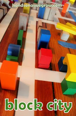 blocks activity for preschoolers