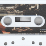 Snow-What-Its-Over-TAPE-Cassette