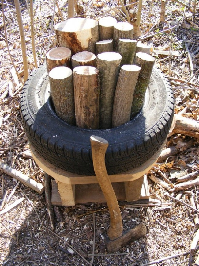 How To Cut Firewood From Felled Trees Safely And Easily