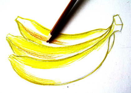 Рисуем банан