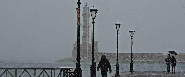 Τι χειμώνα θα έχουμε φέτος στην Ελλάδα - Πρόβλεψη Αμερικανών μετεωρολόγων