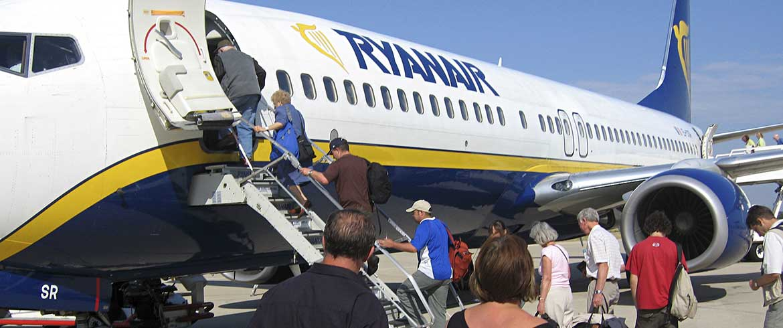 Ryanair | Κόμβος η Ιταλία και όχι η Ελλάδα των υψηλών τελών