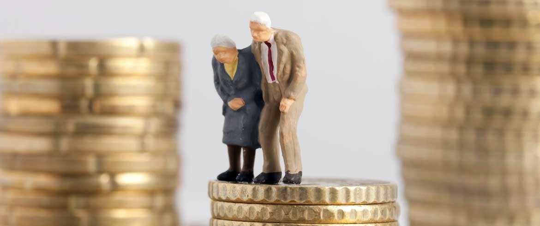 Πόσα χρόνια και τι μισθός χρειάζεται για μια σύνταξη 1.000 ευρώ