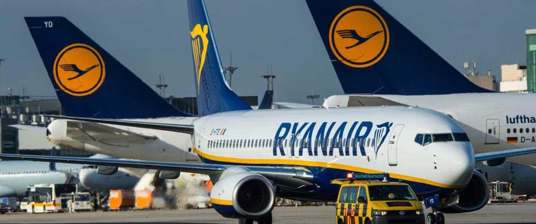 Αυτές είναι οι 2.024 πτήσεις που ακύρωσε η Ryanair