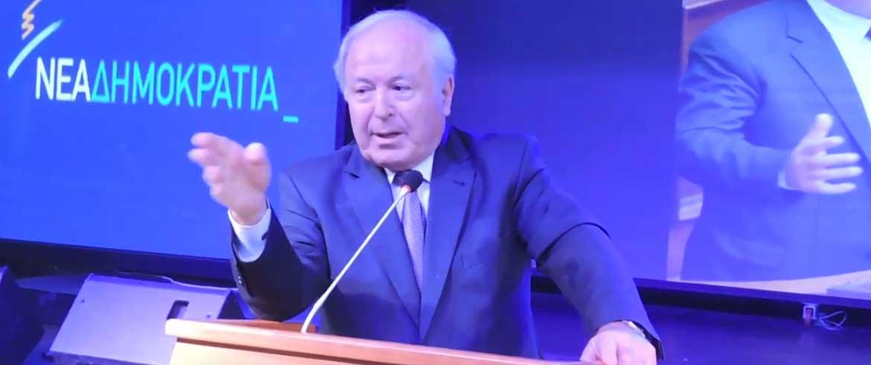 «Ξαναχτύπησε» ο Μαρκογιαννάκης: Δεν θα γίνω ορντινάτσα κανενός - Προγραμματίζει ομιλία...