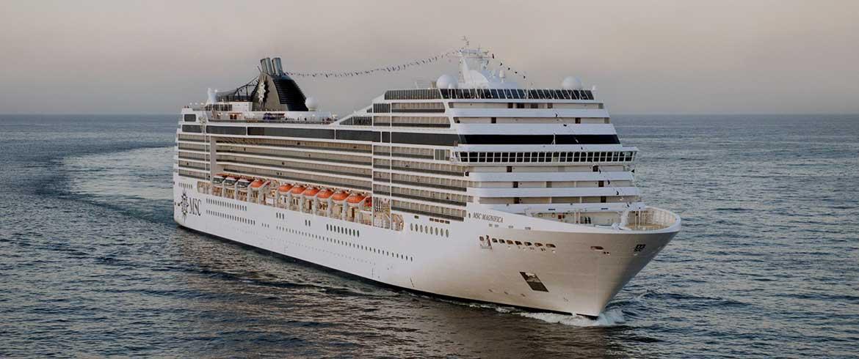 MSC | Το κρουαζιερόπλοιο που θα επισκεφθεί 28 φορές τα Χανιά (ημερομηνίες)