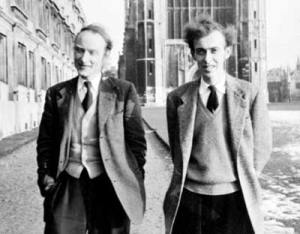 James D. Watson and Francis H.C. Crick
