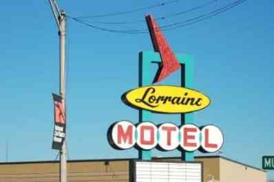 The Lorraine Motel / National Civil Rights Museum (Hankering for History Original Photo)