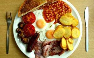 Cooked Breakfast