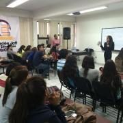 Conferencia en la Universidad Estatal de Sonora4