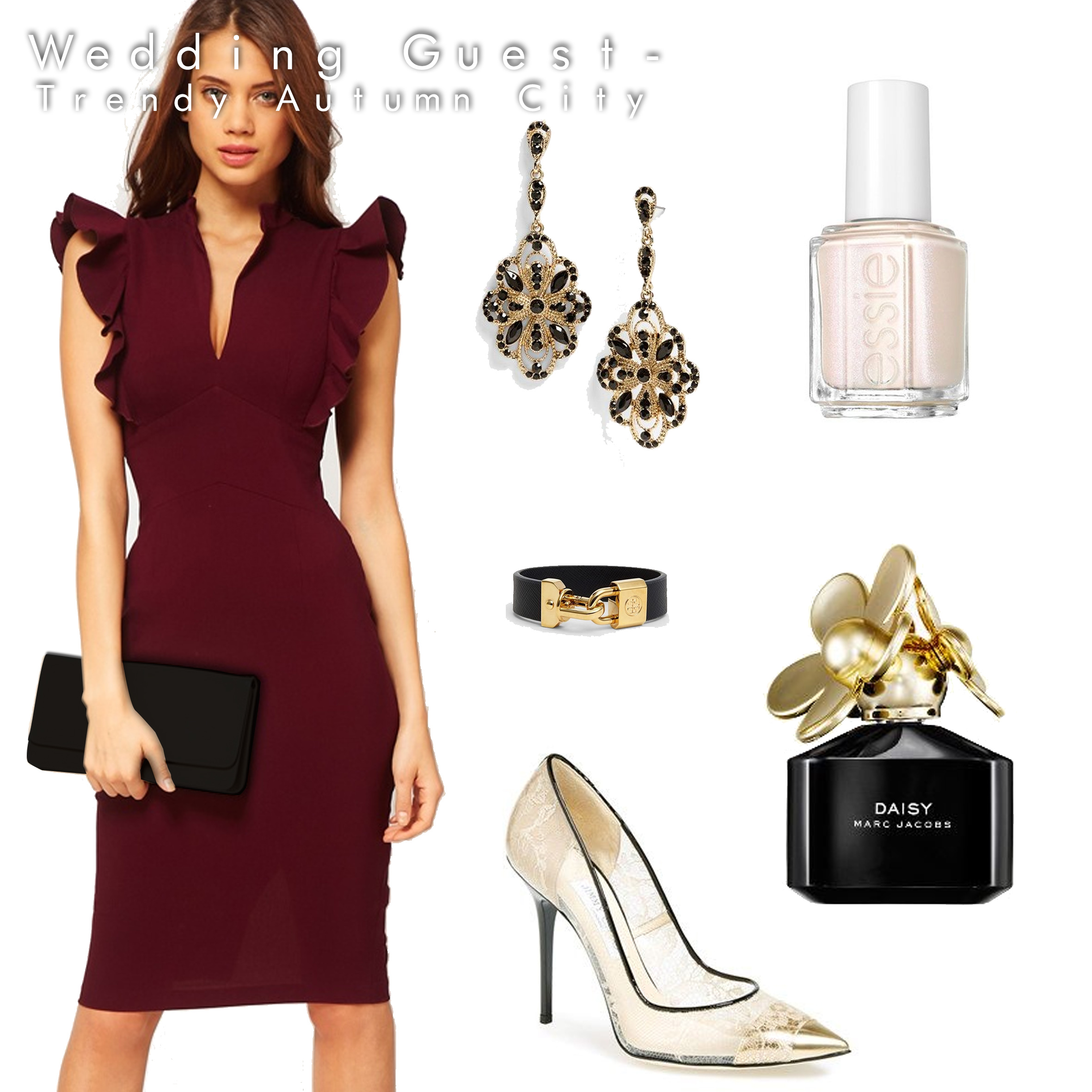 wedding guest outfit advice wedding guest dress Wedding guest outfit for autumn