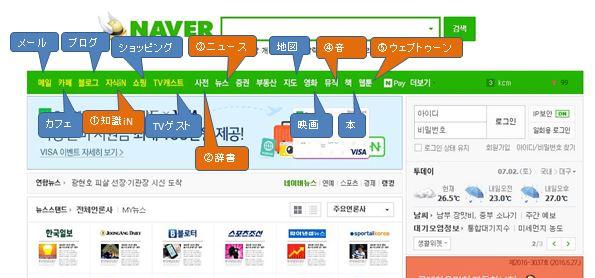 韓国語ができなくてもOK! 韓国NO.1検索サイト「NAVER」の使い方 PC編