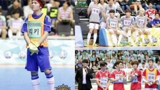 MBC『2015アイドル陸上大会』韓国で9/28・9/29放送