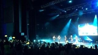 B1A4、アメリカ公演からワールドツアーをスタート