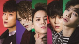 BEAST、5人体制となって初の日本ツアー「GUESS WHO? TOUR」を開催