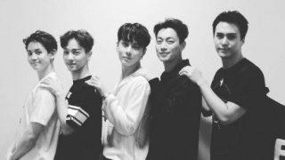 新体制のBEAST、日本ダブルシングル「DAY」&「NIGHT」7/20発売