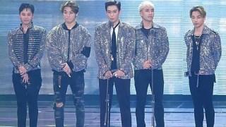 BIGBANG、中国「湖南TV新年コンサート」に出演&ファンミーティング開催