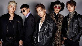BIGBANG、「a-nation」に3年連続のヘッドライナー出演決定