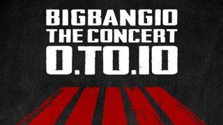BIGBANG、デビュー10周年記念コンサートを8/20ソウルにて開催