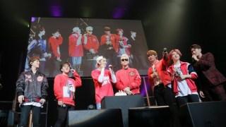 Block B、日本ファンミーティングで「品行ZERO」日本バージョン公開