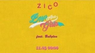 Block B ジコ、11/3リリース「Boys And Girls」の予告映像を公開
